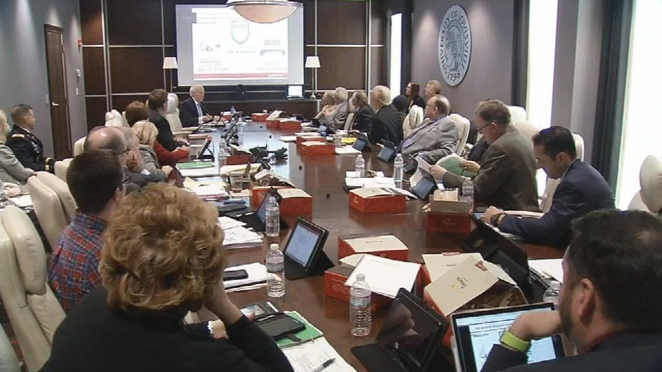 U of L Foundation Board of Directors, March 7, 2016