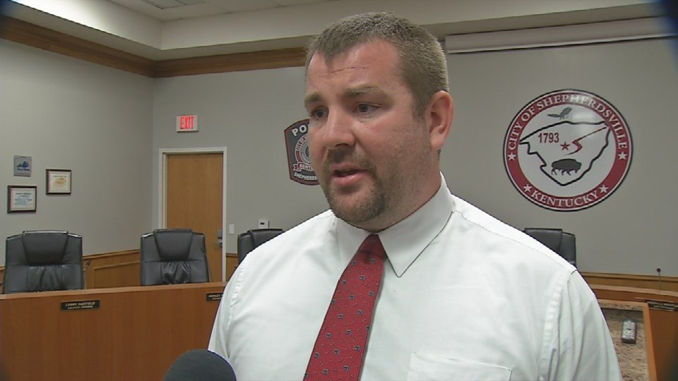 Shepherdsville new mayor Brian James says the city can't move forward if council members don't show up for meetings.