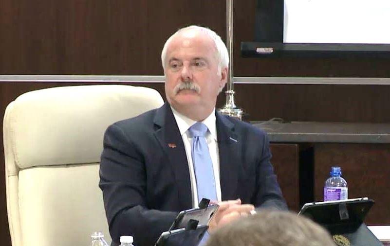 University of Louisville Foundation Chairman Robert Hughes, March 7, 2016
