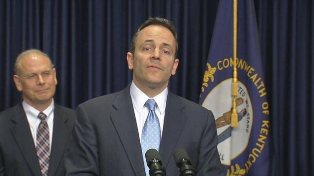Governor Matt Bevin is warning residents of Kentucky about travel to Central America.
