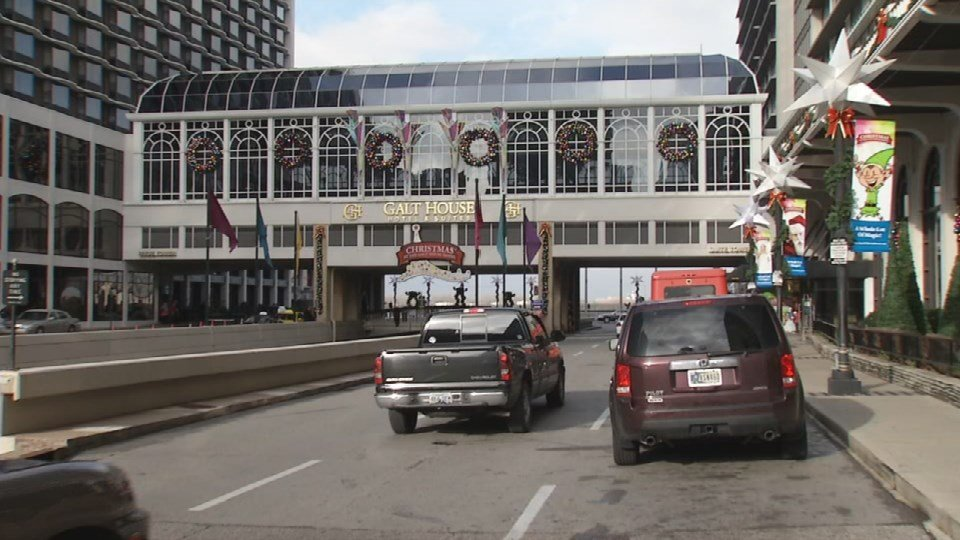 The Galt House in Louisville, Ky.