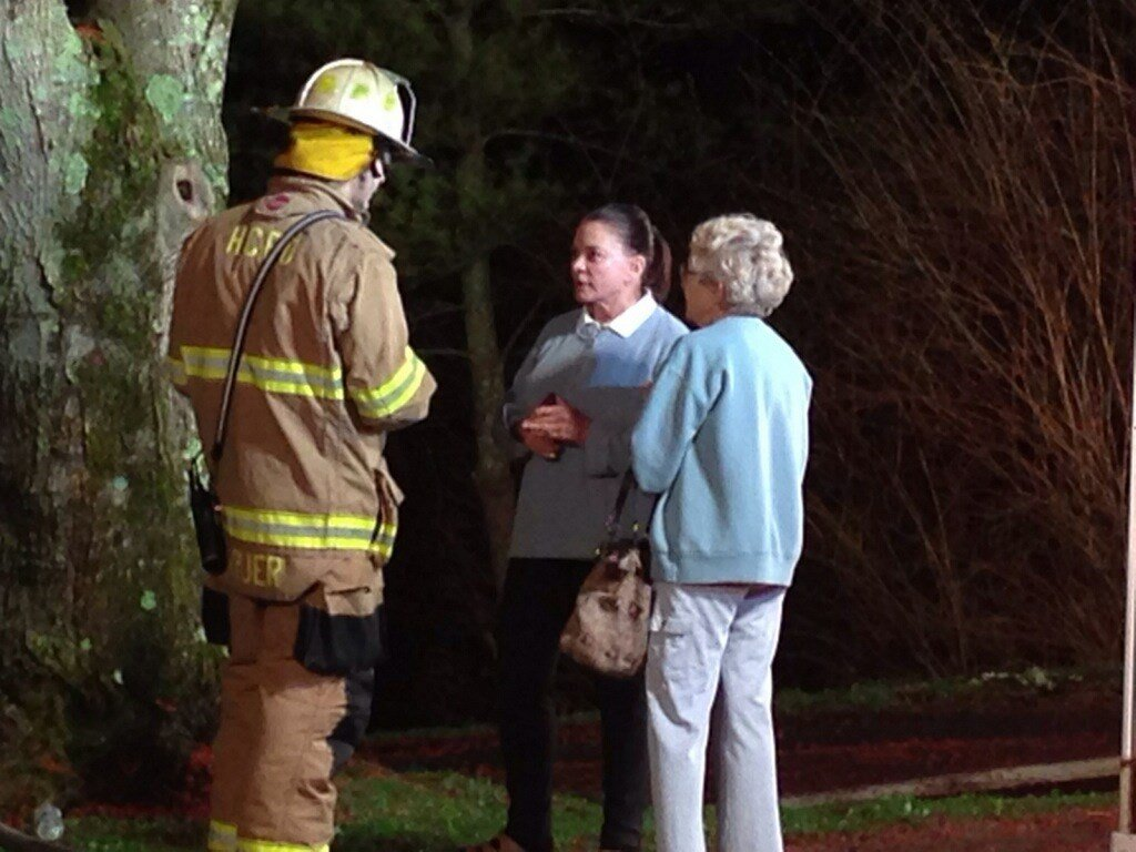 The cause of the fire is under investigation, but fire officials say it may have been electrical.