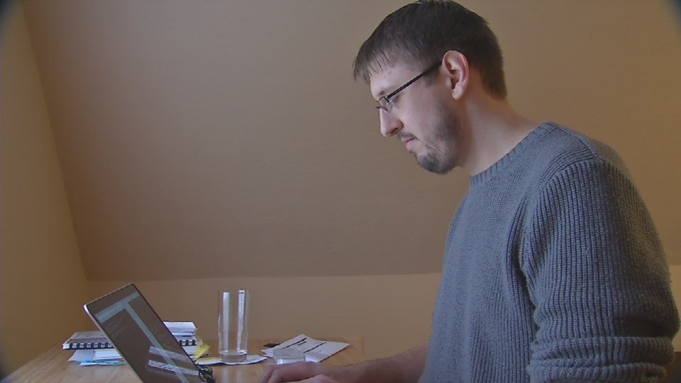 Time Warner Cable customer Corey O'Brien is software developer who lives in the Jeffersontown area.