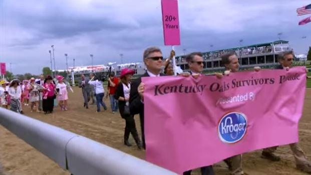 Kentucky Oaks Survivors Parade