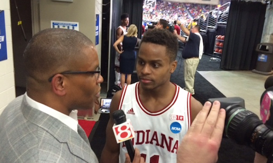 Yogi Ferrell delivered his first double-double Thursday night.