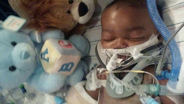 5-month-old Noah Jones died March 16 from multiple blunt force trauma. (source: family photo)