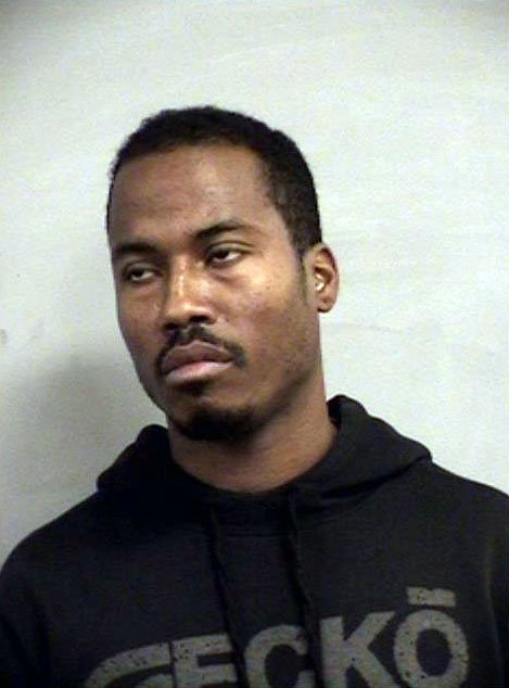 Albert Johnson (Source: Louisville Metro Corrections)