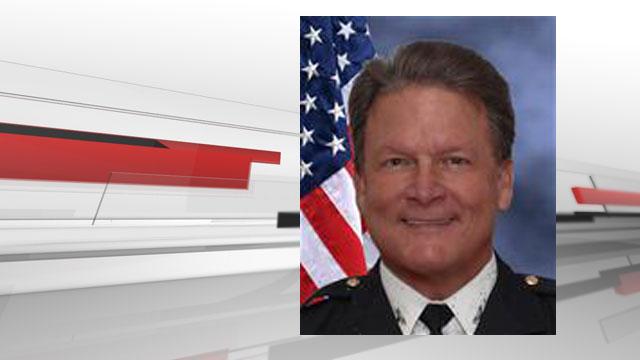 Rick Sanders (Source: Jeffersontown Police Department)