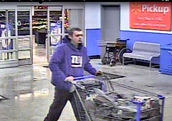 If you recognize this man, please contact the Shepherdsville Police Department at 502-921-1000 or the anonymous tipline at 502-215-1588.