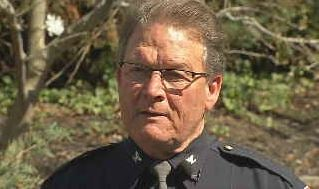 Jeffersontown Police Chief Rick Sanders was named the new commissioner of the Kentucky State Police on Monday.