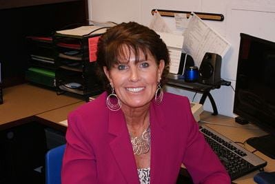 Cathy Bosemer (Photo courtesy of Fern Creek Elementary School)