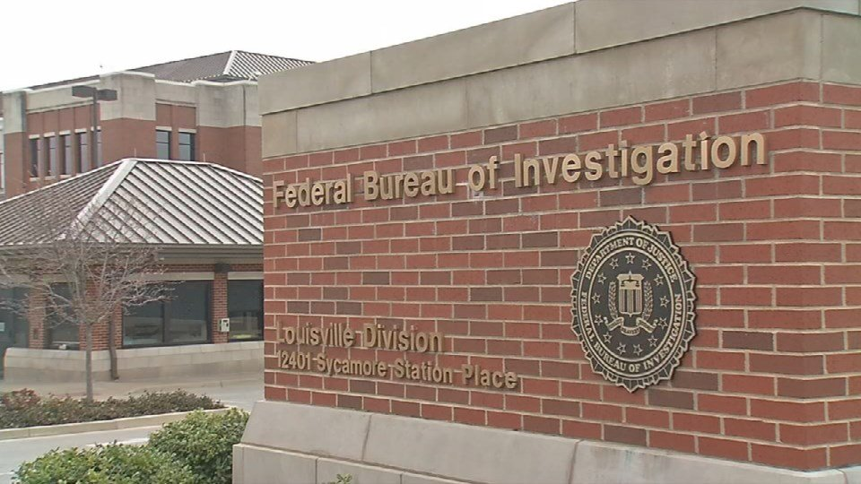 Local FBI headquarters in Jeffersontown, Ky.