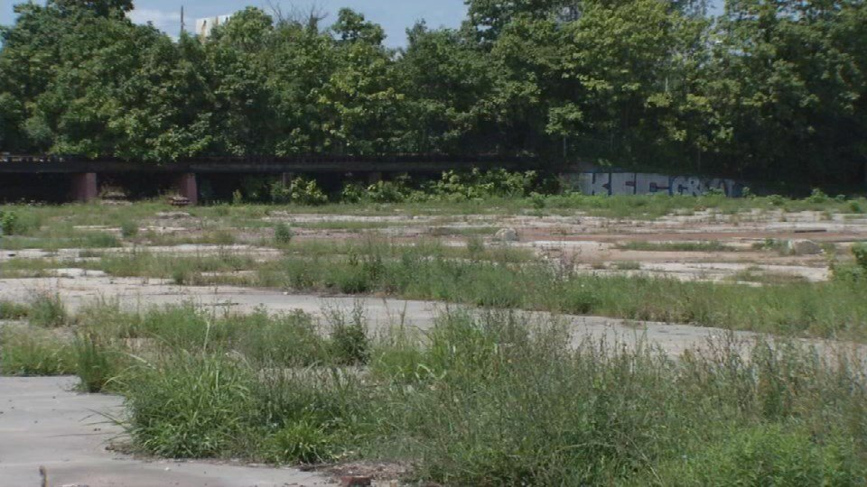 30th and Muhammad Ali was the planned site for the FordPort