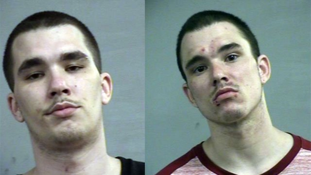 Shane Henderson and Sean Henderson (Source: Louisville Metro Corrections)