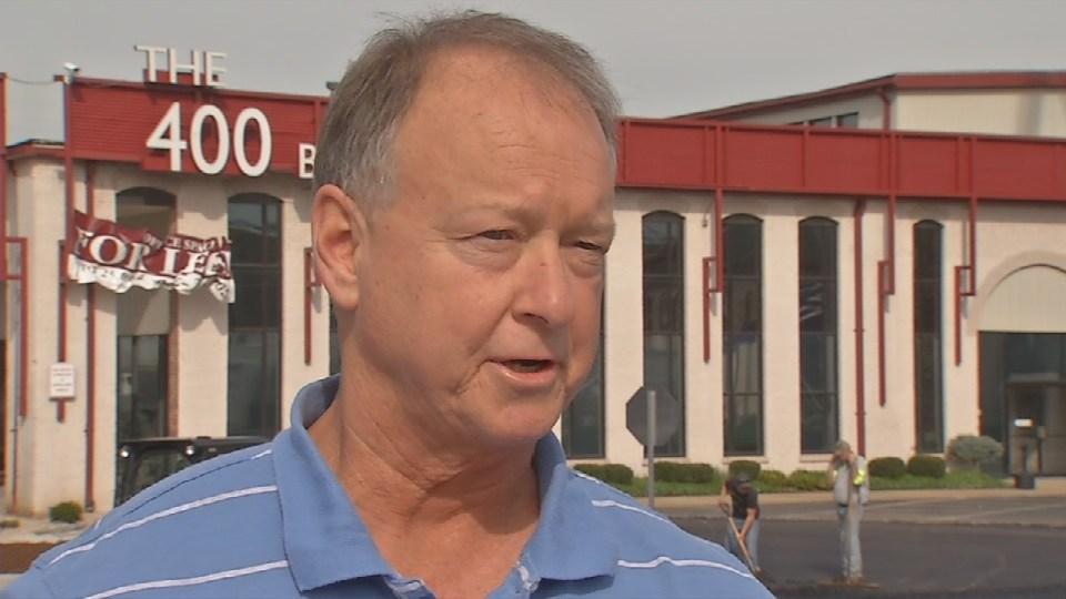 Mike Moore, Mayor of Jeffersonville, Ind.