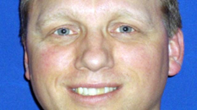 Metro Corrections Officer John Hagan