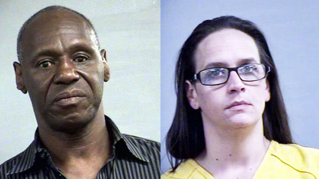 Willard Fenner and Pamela Price (Source: Louisville Metro Corrections)