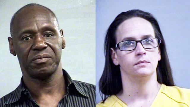Willard Fenner and Pamela Price (Source: Louisville Metro Corrections)