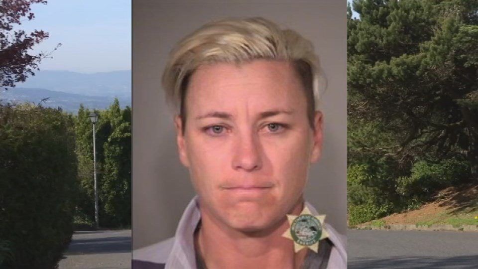 Abby Wambach was arrested April 2 and charged with driving under the influence.