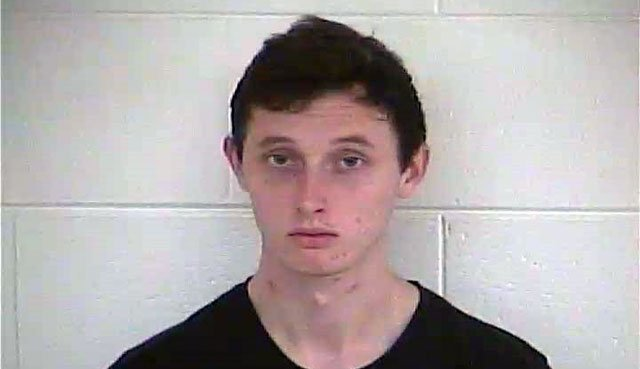 Corey Shores (Source: Carroll County Detention Center)