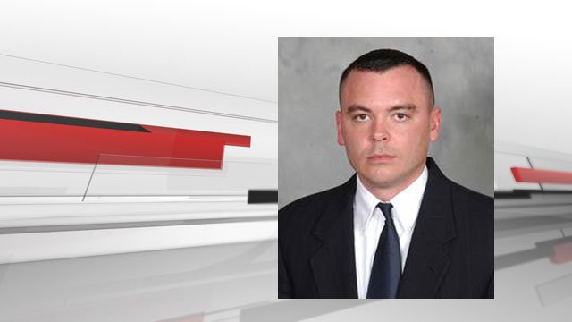 Former Indiana State Police Senior Trooper Brian Hamilton (Source: Indiana State Police)