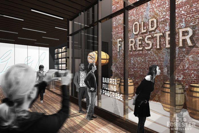 Rendering provided by Old Forester.