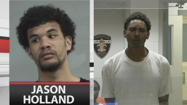 Jason Holland and Daniel Key (Holland image courtesy of Louisville Metro Corrections)