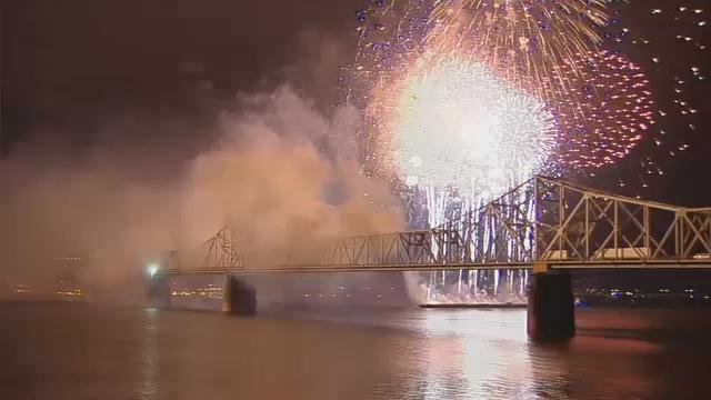 Thunder Over Louisville is on WDRB this year.