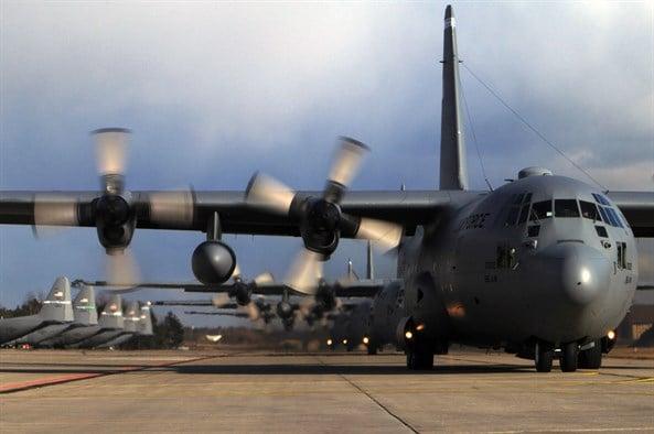 (U.S. Air Force photo/Senior Airman Melissa Sheffield)
