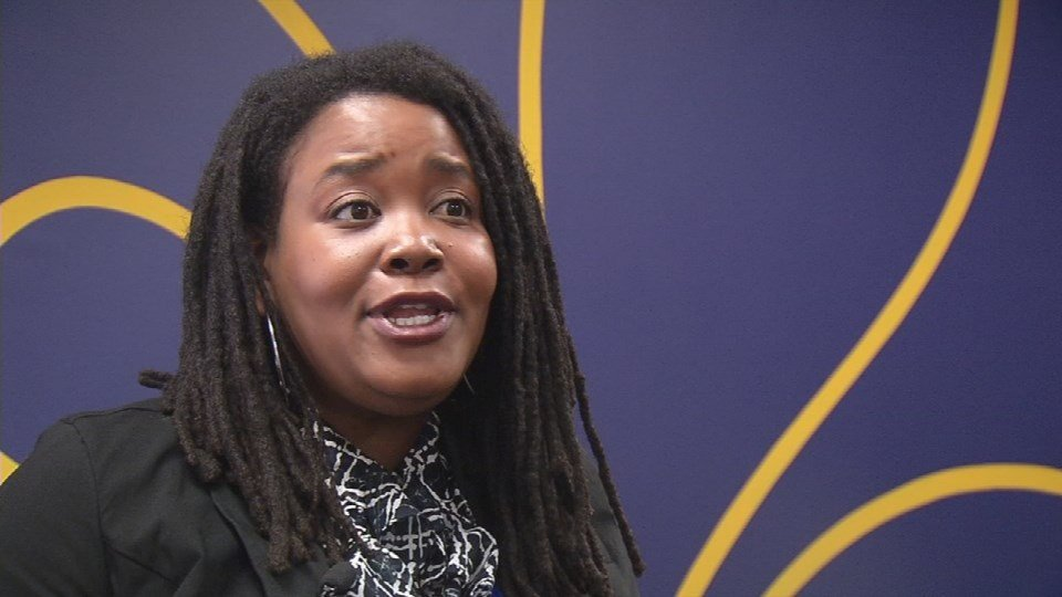 Jeana Dunlap directs Louisville Metro's Office of Vacant and Public Property Administration