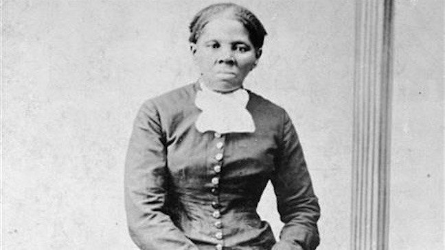 Harriet Tubman. U.S. Library of Congress photo via The Associated Press.