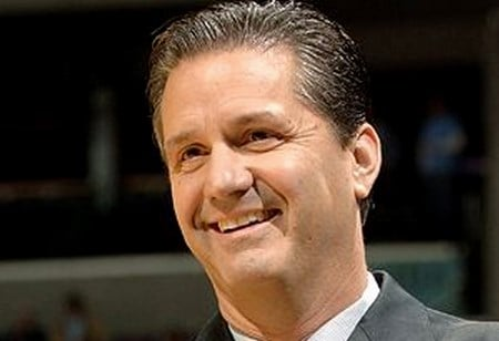 The Los Angeles Times has already mentioned John Calipari as a coaching candidate with the Lakers.