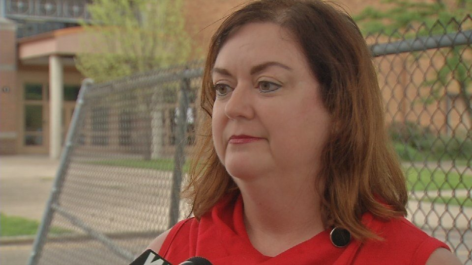 """""""I am shocked and appalled --I'm not sure how the district can be OKwith this,"""" said Terrilyn Flemming, a JCPS teacher."""