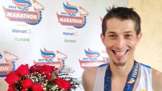 Bryan Morseman (Image Source: KDF Marathon/miniMarathon Twitter account)