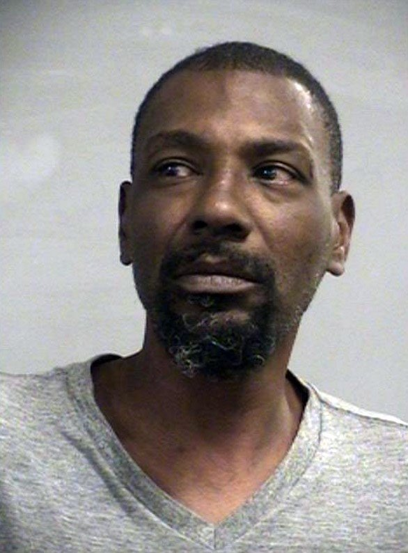Ernest Woodard (Source: Louisville Metro Corrections)