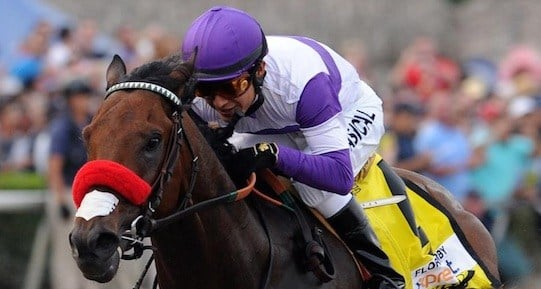 Unbeaten Nyquist is favored to win Kentucky Derby 142 Saturday.
