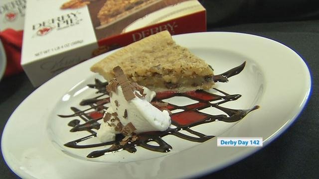 Derby Pie has become the signature dessert of the Kentucky Derby.