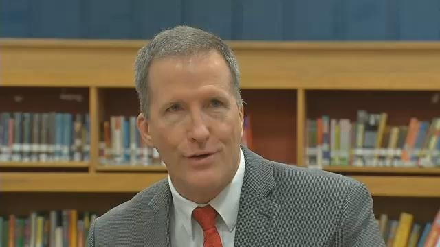 """GCCS Superintendent Andrew Melin says he """"never dreamed"""" it would be so difficult to get funding for schools that are so obviously in need of upgrades."""