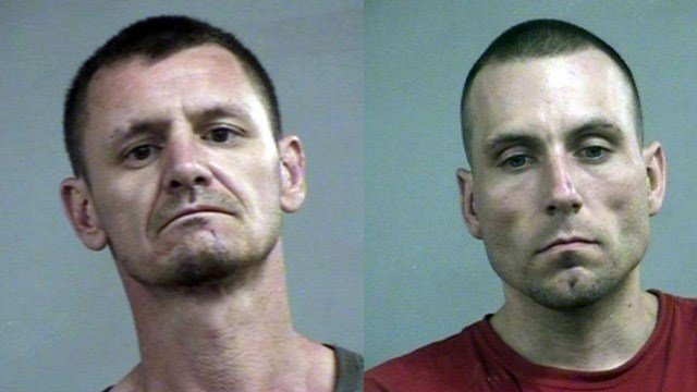 Lonnie D. Grace, III and Derrik Dowdy (Source: Louisville Metro Corrections)