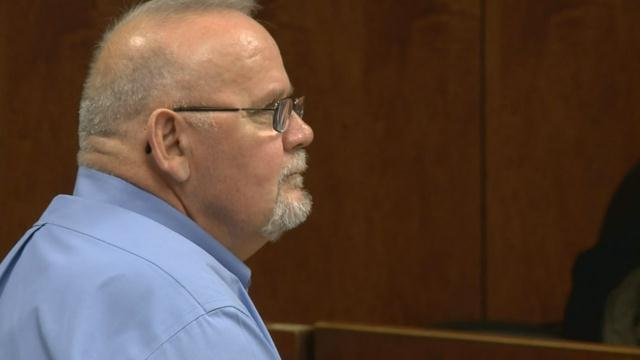 Donald Hayes is accused of killing a man in June of 2014 in an alleged road rage incident.
