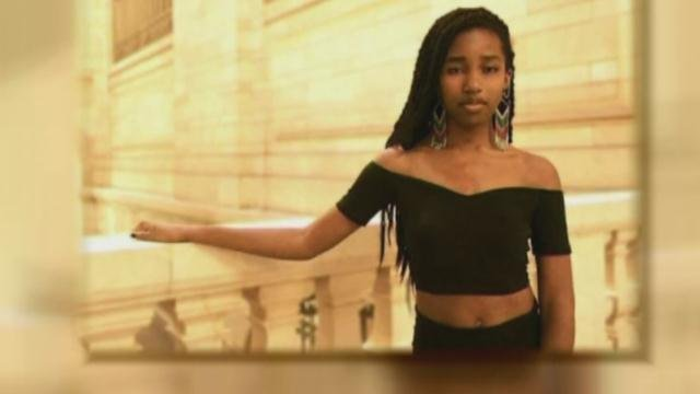 Mother of missing Columbia University student Nayla Kidd speaks out