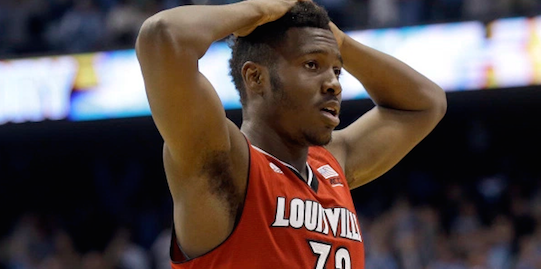 Chinanu Onuaku is projected as the 38th pick in the 2016 NBA Draft by DraftExpress.