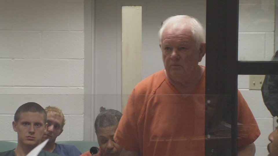 George Geary was sentenced to 10 years for killing his stepson in 2014.