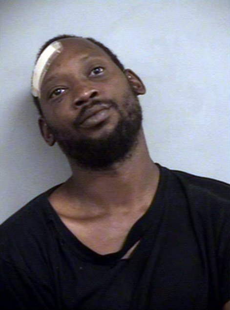 Demetrius Brown (Source: Louisville Metro Corrections)