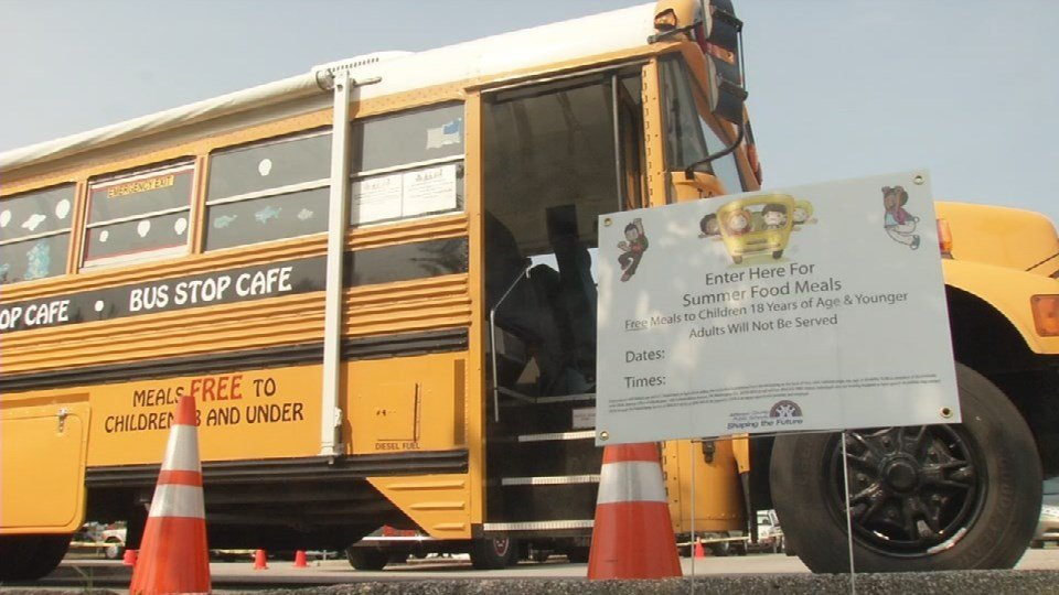 JCPS plans to expanded its Bus Stop Cafe program this summer.