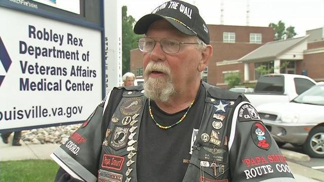 Dave Klemme, the Run for the Wall coordinator says we wouldn't have a country if it weren't for veterans.