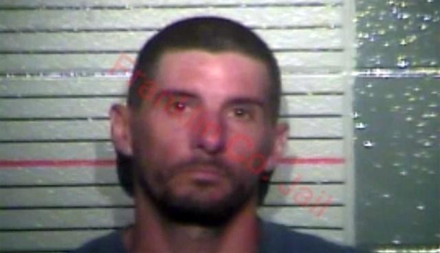 Jason Smith (Source: Franklin County Detention Center)