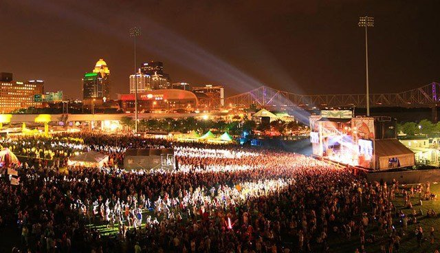 Forecastle Festival (Photo credit: Willie McLean)