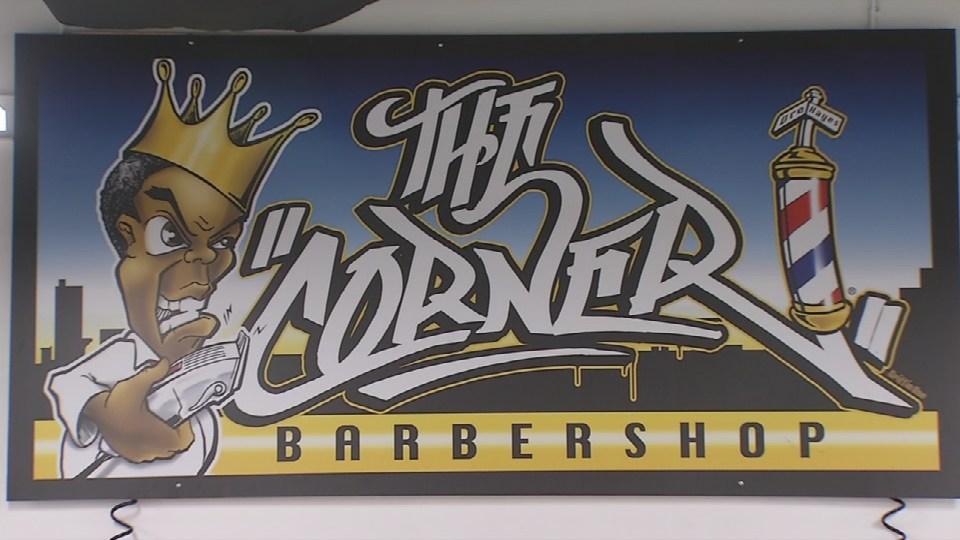 The Corner Barbershop is set to open in Mall St. Matthews on June 13, 2016.