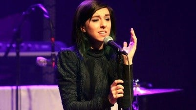 Christina Grimmie (Image Courtesy: Fox News)